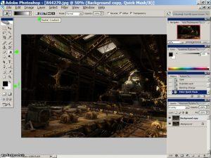 Работа со светом в фотошопе урок - Выбираем Градиент
